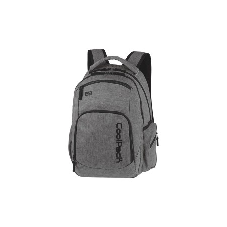 COOLPACK PLECAK BREAK SNOW GREY SILVER 29L