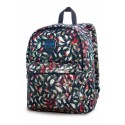 COOLPACK CP PLECAK VINTAGE RETRO RUBY FEATHERS BLUE PIÓRKA