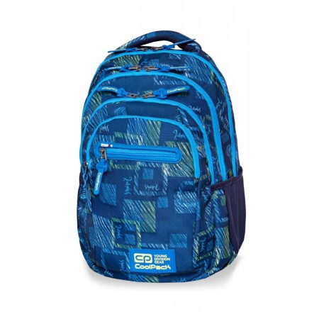 PLECAK COOLPACK CP RFID 25L OCEAN ROOM COLLEGE TECH 2019
