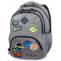PLECAK COOLPACK CP BADGES GREY 30L BENTLEY XL 2019