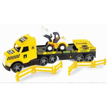 LAWETA ZE SPYCHACZEM MAGIC TRUCK TECHNIC WADER A1