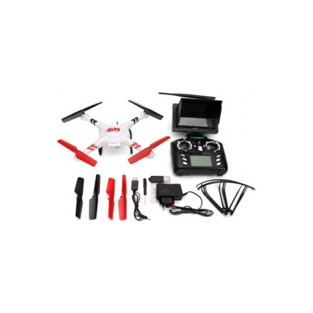 Quadrocopter V686G 2.4GHz kam HD FPV 5.8GHz 2GB